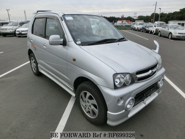 2006 daihatsu terios kid kiss mark l ta j111g d 39 occasion. Black Bedroom Furniture Sets. Home Design Ideas