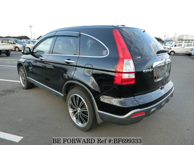 used 2008 honda cr v zx hdd navi style dba re4 for sale bf699333 be forward. Black Bedroom Furniture Sets. Home Design Ideas