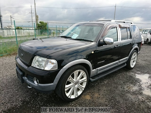 2002 Ford Explorer Xlt >> Used 2002 Ford Explorer Xlt Gh 1fmeu74 For Sale Bf699950