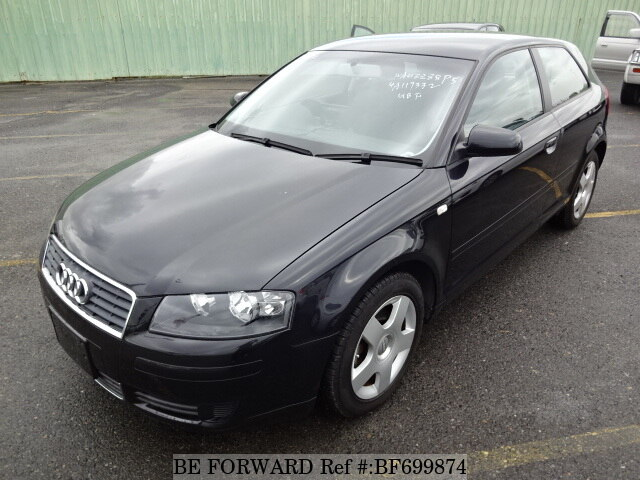 Used 2004 Audi A3 20 Fsigh 8paxw For Sale Bf699874 Be Forward