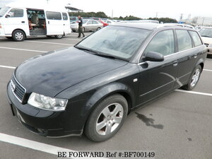 Used 2005 AUDI A4 BF700149 for Sale