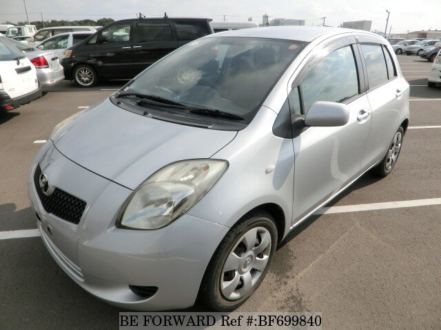 Used 2006 TOYOTA VITZ BF699840 for Sale