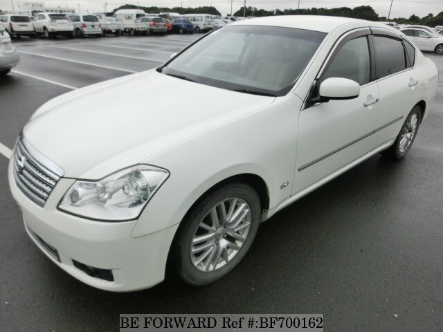Used 2004 NISSAN FUGA BF700162 for Sale