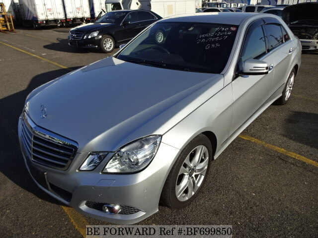 Used 2010 MERCEDES-BENZ E-CLASS BF699850 for Sale