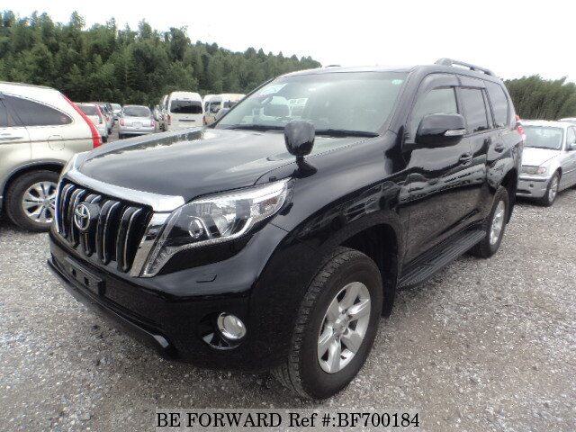 Used 2015 TOYOTA LAND CRUISER PRADO BF700184 for Sale