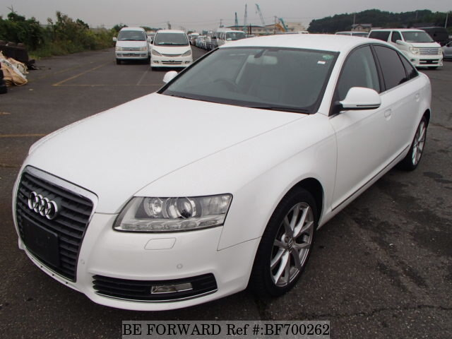 Used 2010 AUDI A6 BF700262 for Sale