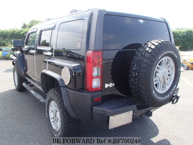 2008 hummer h3 aba t345f d 39 occasion en promotion bf700248. Black Bedroom Furniture Sets. Home Design Ideas