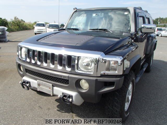 Used 2008 HUMMER H3 BF700248 for Sale