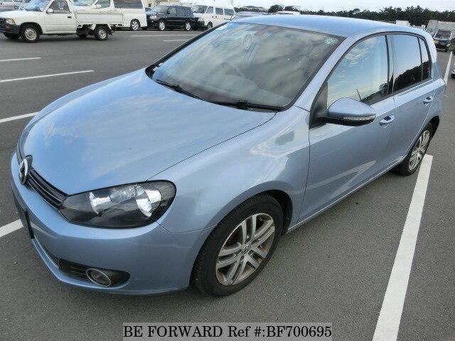 Used 2011 Volkswagen Golf Tsi Comfort Linedba 1kcax For Sale