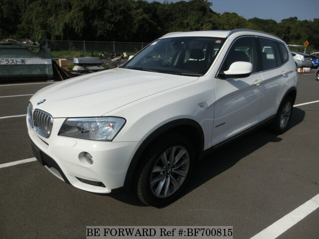 Used 2013 BMW X3 BF700815 for Sale