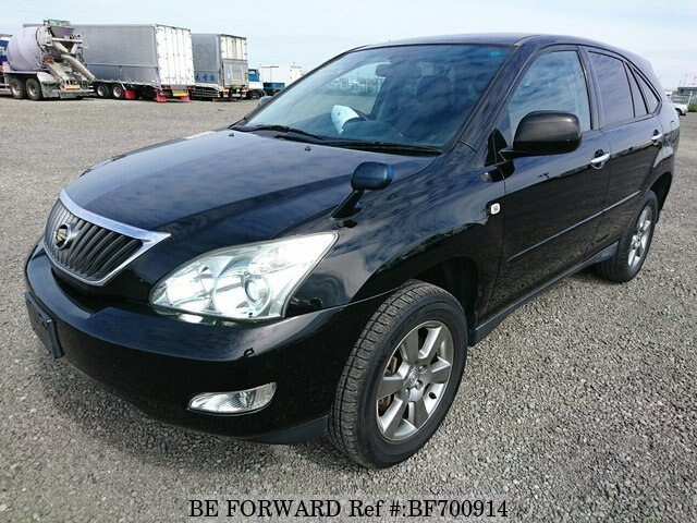 Used 2008 TOYOTA HARRIER BF700914 for Sale