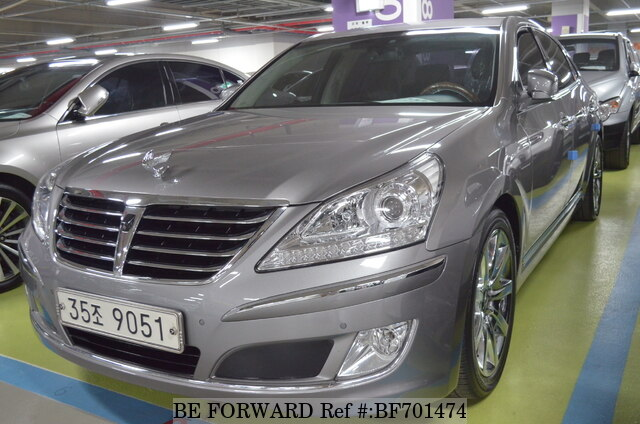used 2010 hyundai equus for sale bf701474 be forward. Black Bedroom Furniture Sets. Home Design Ideas