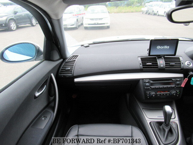 Used 2005 Bmw 1 Series 116i Gh Uf16 For Sale Bf701343 Be Forward
