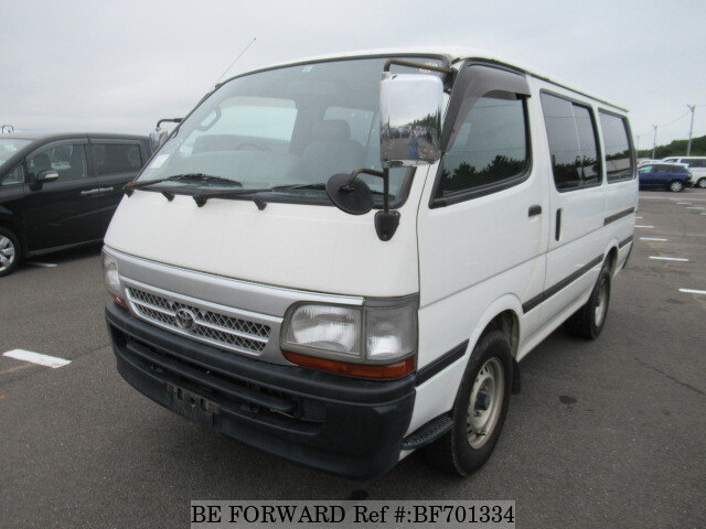 Used 2001 TOYOTA HIACE VAN/KG-LH162V for Sale BF701334 - BE