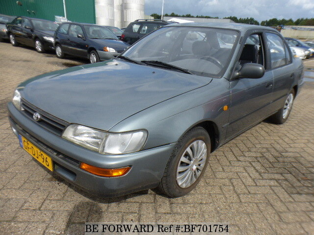 used 1993 toyota corolla for sale bf701754   be forward