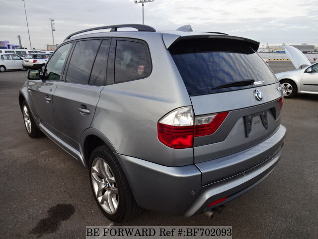 2006 bmw x3 2 5si m sports aba pc25 d 39 occasion en promotion bf702093 be forward. Black Bedroom Furniture Sets. Home Design Ideas