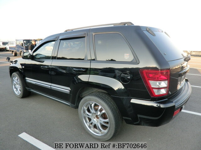 used 2006 jeep grand cherokee laredo 4 7 gh wh47 for sale. Black Bedroom Furniture Sets. Home Design Ideas
