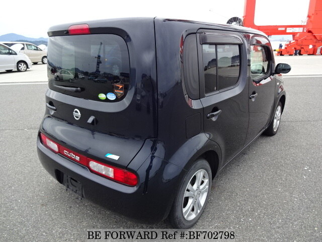 2010 nissan cube 15x indigo selection dba z12 d 39 occasion en promotion bf702798 be forward. Black Bedroom Furniture Sets. Home Design Ideas