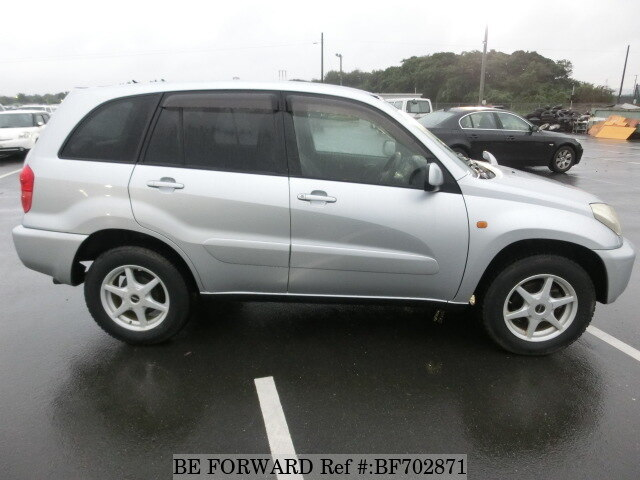used 2002 toyota rav4 l x limited ta zca26w for sale bf702871 be forward. Black Bedroom Furniture Sets. Home Design Ideas