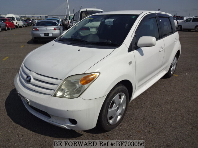 Used 2005 TOYOTA IST 1 3F/DBA-NCP60 for Sale BF703056 - BE