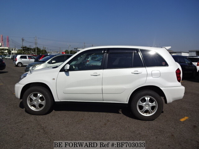used 2005 toyota rav4 j x limited cba zca26w for sale bf703033 be forward. Black Bedroom Furniture Sets. Home Design Ideas