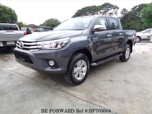 2017 toyota hilux revo 2 8g double cab gun126r dtthht d 39 occasion bf703604 be forward. Black Bedroom Furniture Sets. Home Design Ideas