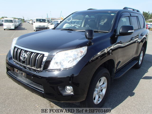 Used 2011 TOYOTA LAND CRUISER PRADO BF703469 for Sale