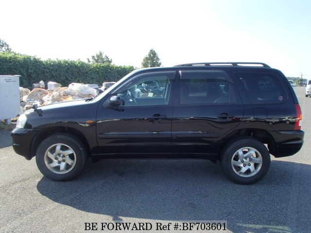 used 2004 mazda tribute lx la epfw for sale bf703601 be. Black Bedroom Furniture Sets. Home Design Ideas