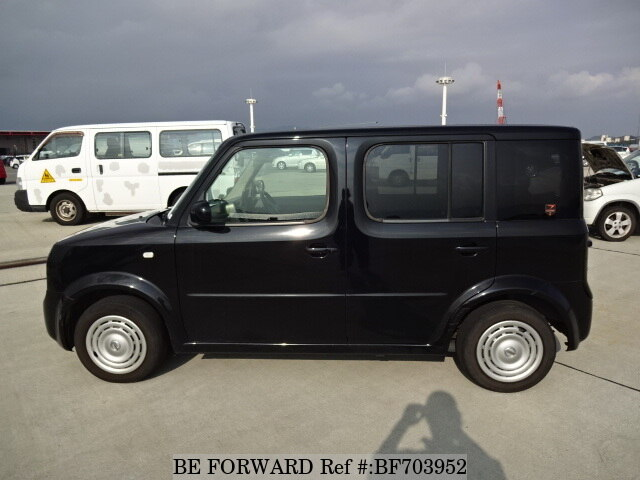 2005 nissan cube dba yz11 d 39 occasion en promotion bf703952 be forward. Black Bedroom Furniture Sets. Home Design Ideas