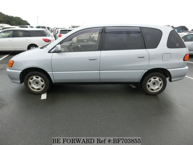 Used 2001 toyota ipsumgf sxm15g for sale bf703855 be forward used 2001 toyota ipsum bf703855 for sale image fandeluxe Gallery