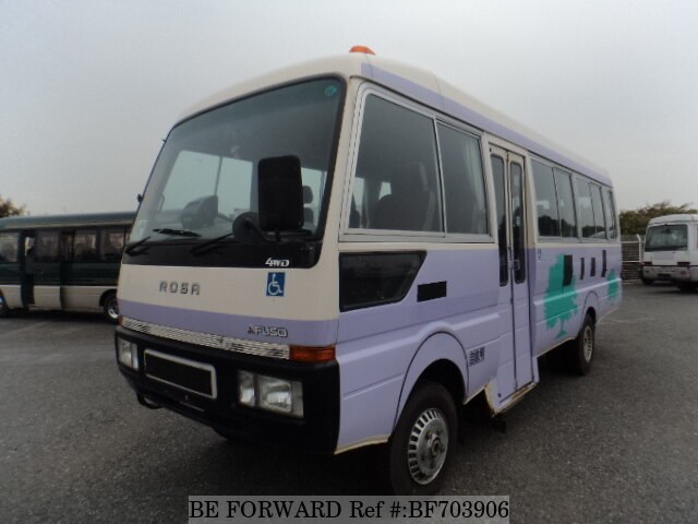Used 1994 MITSUBISHI ROSA/U-BG437F for Sale BF703906 - BE