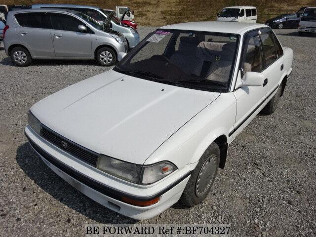 Used 1989 toyota corolla sedan xe saloonq ce90 for sale bf704327 used 1989 toyota corolla sedan bf704327 for sale fandeluxe Gallery