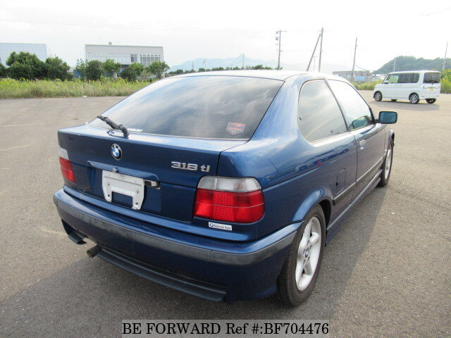 Used 1999 BMW 3 SERIES 318TI M SPORTSECG19 for Sale BF704476