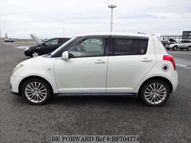 used 2006 suzuki swift sports cba zc31s for sale bf704774 be forward. Black Bedroom Furniture Sets. Home Design Ideas