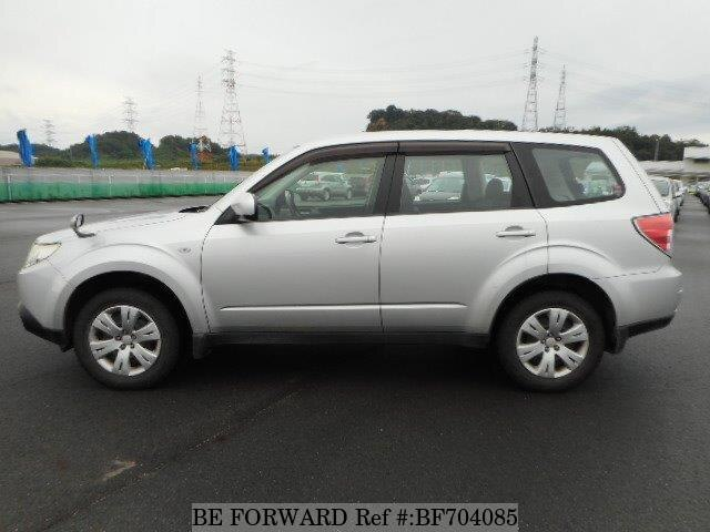 used 2009 subaru forester 2 0x dba sh5 for sale bf704085 be forward. Black Bedroom Furniture Sets. Home Design Ideas