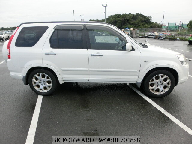 Used 2006 Honda Cr V Il D Navi Stylish Package Cba Rd7 For