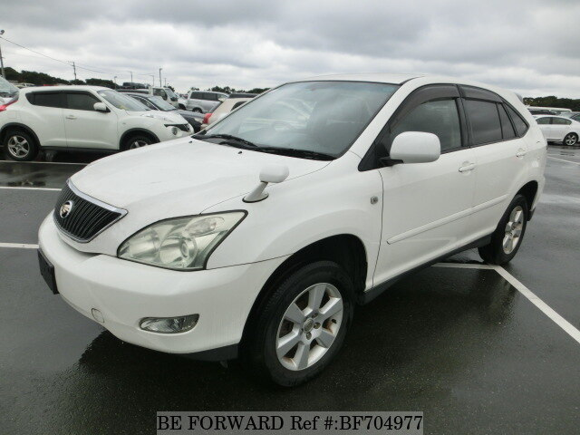 Used 2006 Toyota Harrier 240g Cba Acu30w For Sale Bf704977 Be Forward