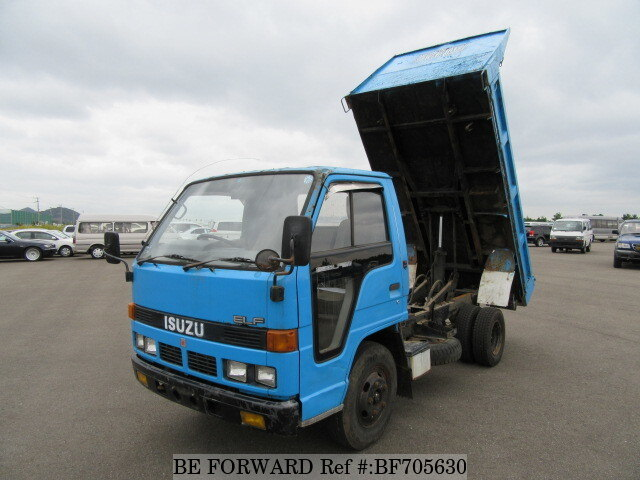 Used 1990 ISUZU ELF TRUCK BF705630 for Sale