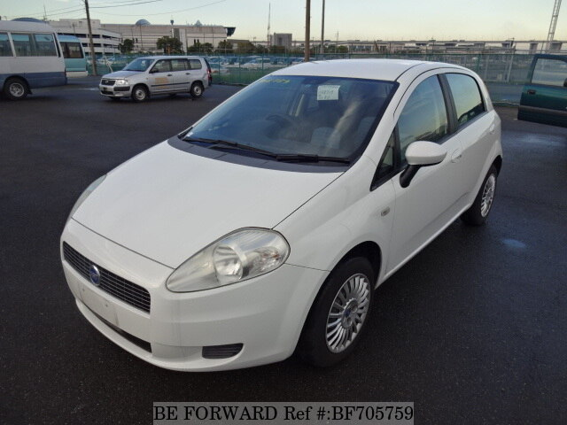 Used 2007 fiat grande puntoaba 199142 for sale bf705759 be forward used 2007 fiat grande punto bf705759 for sale sciox Gallery