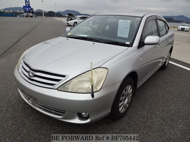 used 2003 toyota allion a18 g package limited ua zzt240 for sale rh beforward jp Panasonic TV Manual TV Manual Packet