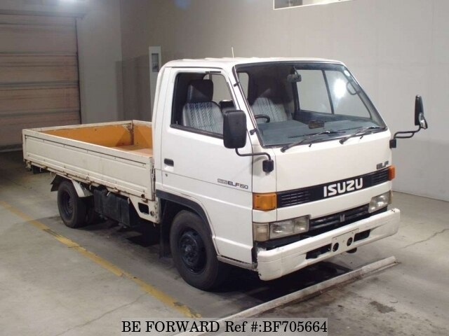 Used 1991 ISUZU ELF TRUCK BF705664 for Sale