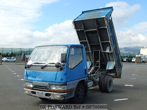 Used 1996 MITSUBISHI CANTER BF705665 for Sale