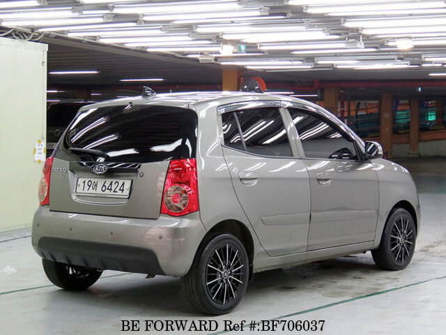 used 2010 kia morning picanto lx for sale bf706037 be forward. Black Bedroom Furniture Sets. Home Design Ideas