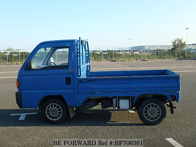 used 1991 honda acty truck v ha3 for sale bf706361 be forward. Black Bedroom Furniture Sets. Home Design Ideas