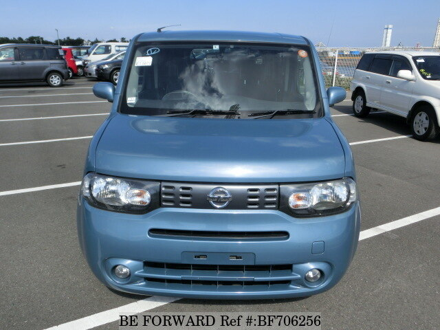 2010 nissan cube 15x indigo selection dba z12 d 39 occasion en promotion bf706256 be forward. Black Bedroom Furniture Sets. Home Design Ideas
