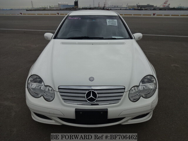 Used 2004 mercedes benz c class c200 kompressor sports for 2004 mercedes benz c class hatchback