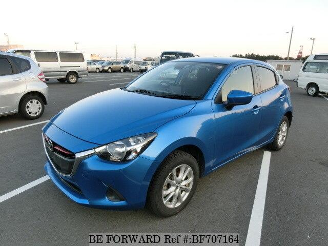 Used 2015 Mazda Demio Xd Lda Dj5as For Sale Bf707164 Be Forward