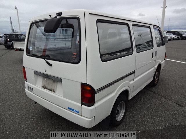 Used 1992 MAZDA BONGO VAN/T-SS58V for Sale BF706835 - BE ...