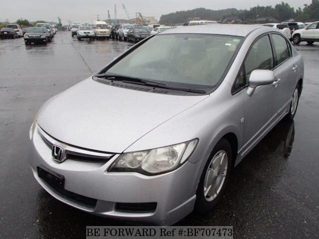 used 2006 honda civic hybrid mxb daa fd3 for sale bf707473 be forward. Black Bedroom Furniture Sets. Home Design Ideas