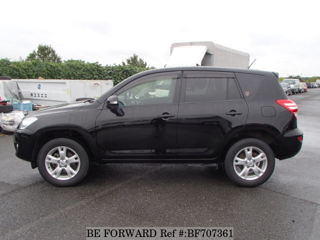 used 2011 toyota rav4 style dba aca36w for sale bf707361 be forward. Black Bedroom Furniture Sets. Home Design Ideas